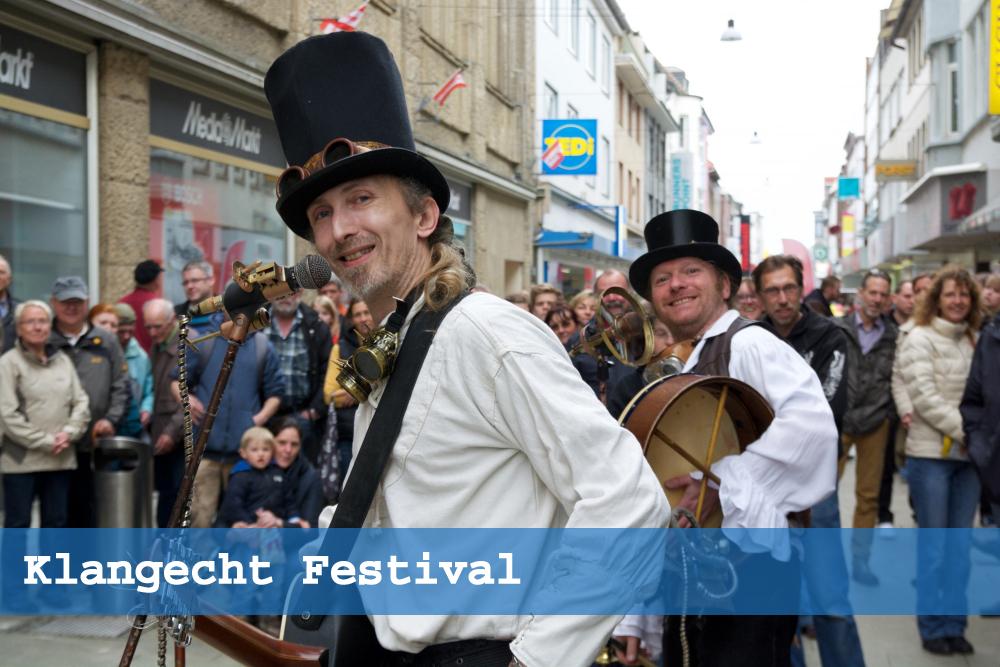 Klangecht Festival